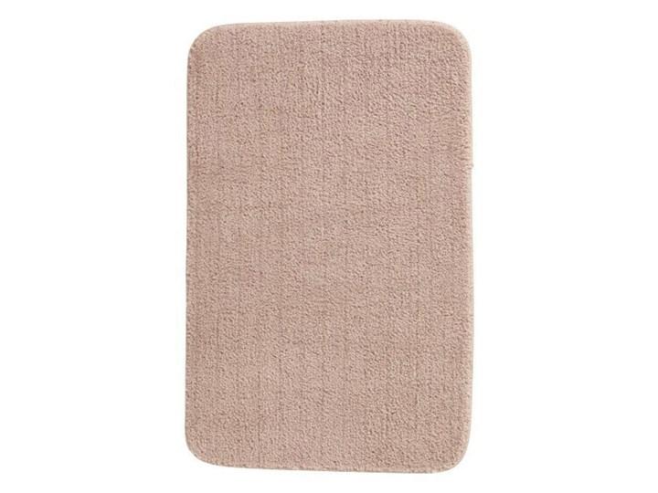 Dywanik łazienkowy Davoli 50 x 80 cm pebble Prostokątny 50x80 cm Kategoria Dywaniki łazienkowe Kolor Beżowy