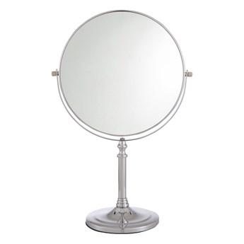 Lusterko okrągłe Harlech 22,5 x 34,5 cm przenośne