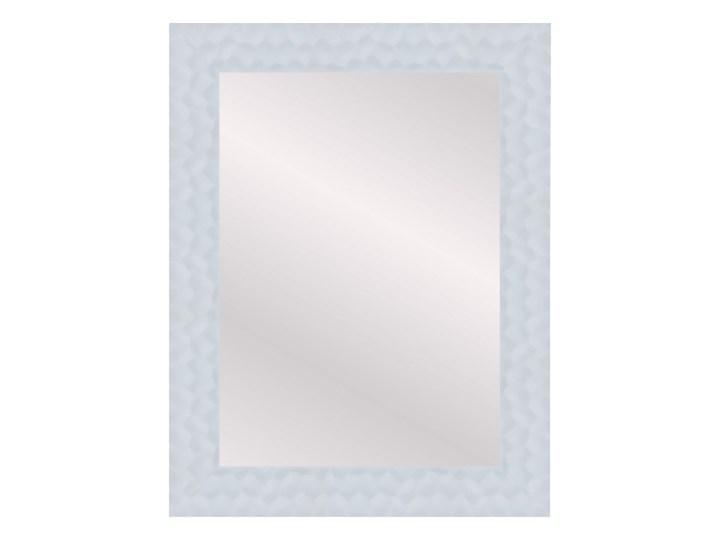 Lustro Flow biały