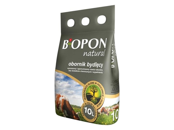 Obornik bydlęcy Biopon granulat 10 l