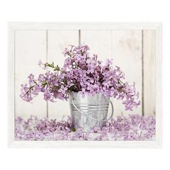 Obraz 24 x 30 cm Kwiaty w doniczce