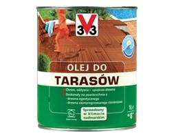 Olej do tarasów V33 1 l