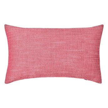 Poduszka GoodHome Tiga 30 x 50 cm czerwona