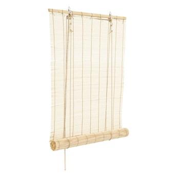 Roleta Bambus 160 x 180 cm natural
