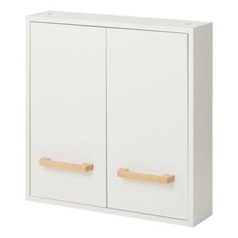 Szafka łazienkowa GoodHome Ladoga 60 x 60 x 15 cm biała