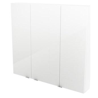 Szafka wisząca GoodHome Imandra 100 x 90 x 15 cm biała