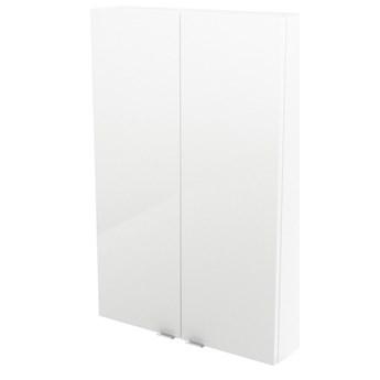 Szafka wisząca GoodHome Imandra 60 x 90 x 15 cm biała