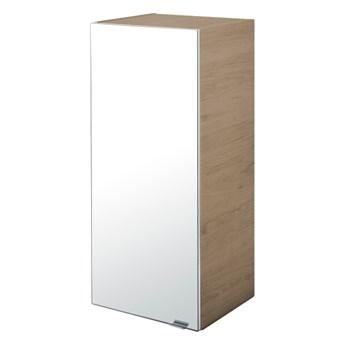Szafka z lustrem GoodHome Imandra 40 x 90 x 36 cm drewno