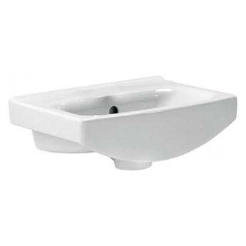 Umywalka meblowa ceramiczna Cersania 40 cm z otworem na armaturę