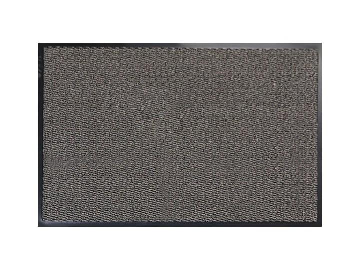 Wycieraczka 40 x 60 cm beżowa Tworzywo sztuczne Kategoria Wycieraczki Kolor Beżowy