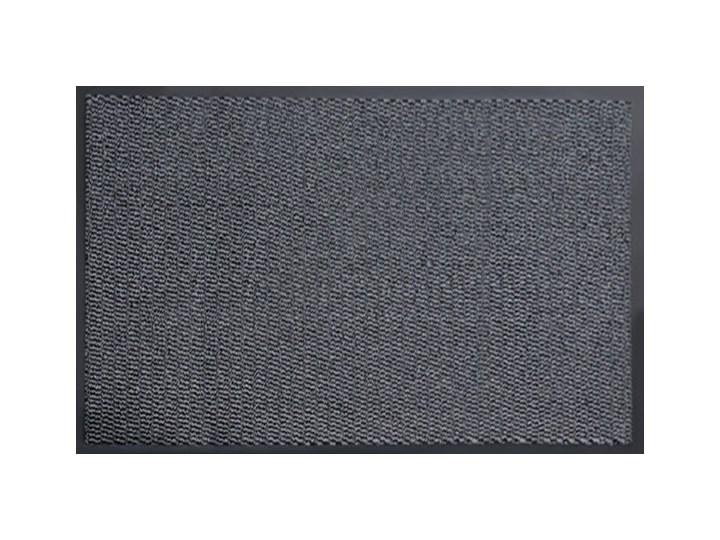 Wycieraczka 60 x 90 cm szara Guma Tworzywo sztuczne Kategoria Wycieraczki