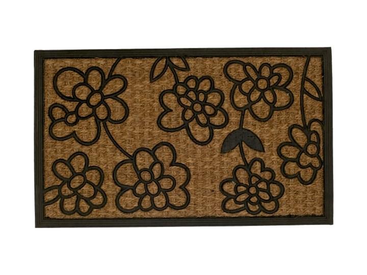 Wycieraczka Colours 17862 45 x 75 cm włókno kokosowe/guma Kolor Brązowy Kategoria Wycieraczki