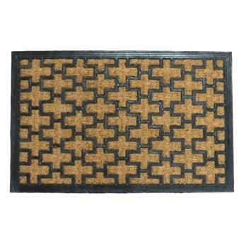 Wycieraczka Colours 40 x 60 cm włókno kokosowe/guma