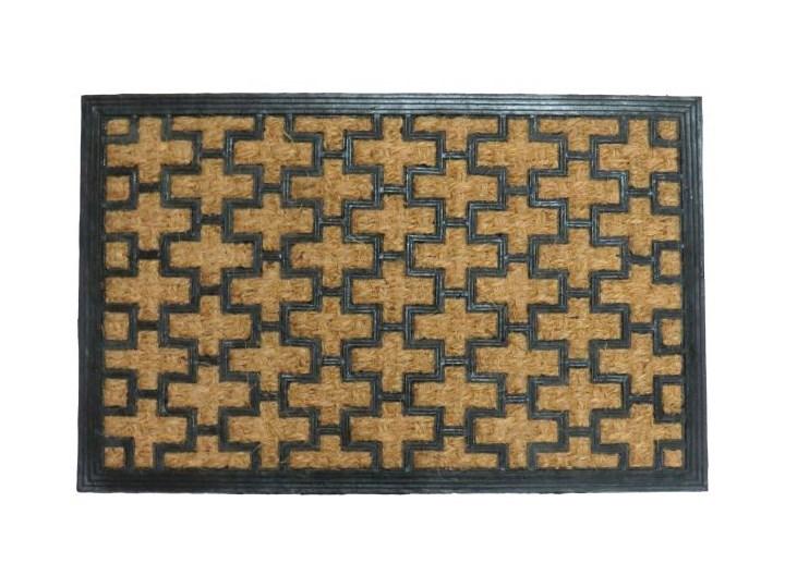 Wycieraczka Colours 40 x 60 cm włókno kokosowe/guma Kategoria Wycieraczki Kolor Brązowy
