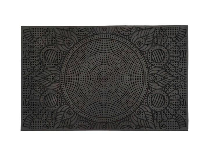 Wycieraczka Porto 36,5 x 58 cm orient Guma Kategoria Wycieraczki Kolor Szary