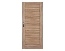 Drzwi pełne Everhouse Credis 80 prawe dąb sonoma