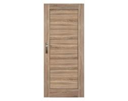 Drzwi pełne Everhouse Tre 80 prawe dąb sonoma