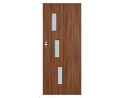 Drzwi pokojowe Everhouse Roma 70 prawe akacja