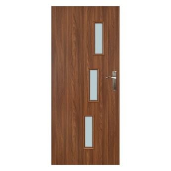 Drzwi pokojowe Everhouse Roma 90 lewe akacja