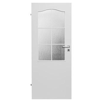 Drzwi pokojowe Klasyk 80 lewe białe