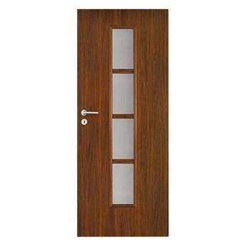 Drzwi pokojowe Olga 90 prawe orzech