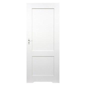 Drzwi z podcięciem Camargue 70 prawe białe