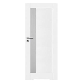 Drzwi z podcięciem Fado 70 prawe kredowo-białe