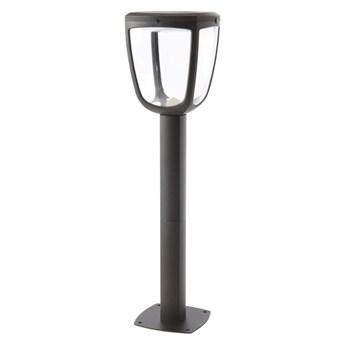 Lampa ogrodowa Seldovia M z czujnikiem ruchu 5000 K czarna