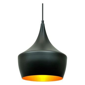 Lampa wisząca Modern 4 1 x 20 W E27 czarno-złota