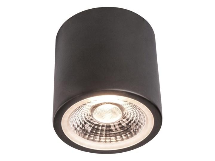 Oczko LED Colours Hera 850 lm czarne Kolor Czarny Oprawa stropowa Oprawa led Okrągłe Kategoria Oprawy oświetleniowe