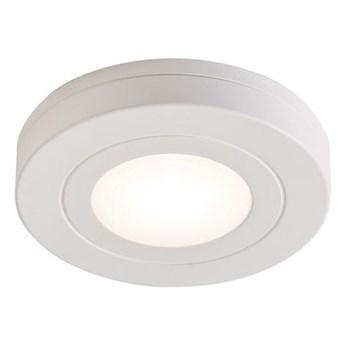 Oświetlenie meblowe LED Colours Caldwell okrągłe 4000 K na baterie white