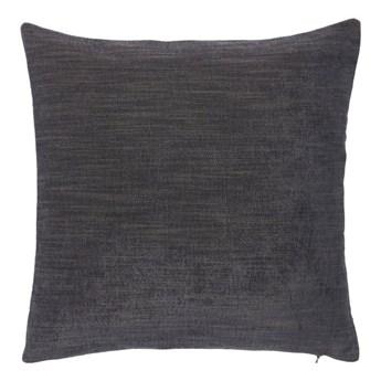 Poduszka GoodHome Pahea 45 x 45 cm ciemnoszara