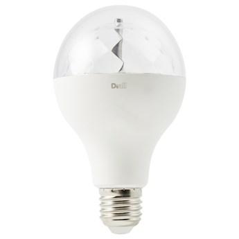 Żarówka LED Diall A80 E27 5 W RGB Disco