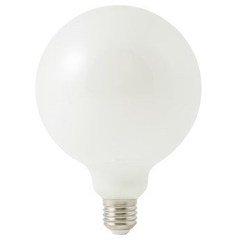 Żarówka LED Diall G125 E27 13 W 1521 lm mleczna barwa ciepła