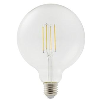 Żarówka LED Diall G125 E27 7 W 806 lm przezroczysta barwa ciepła