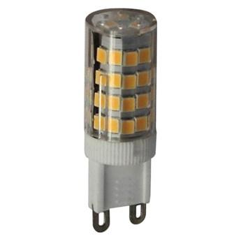 Żarówka LED Ledsystems G9 6 W 500 lm przezroczysta barwa ciepła