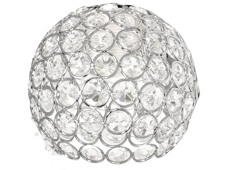 Żyrandol z kryształkami DORA W-A 1537/5 CH Metal Styl Klasyczny