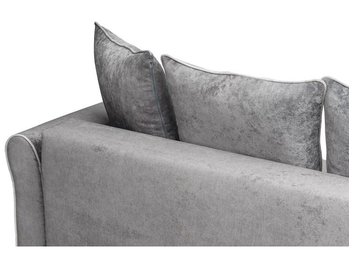 Sofa NEW YORK z funkcją spania Stała konstrukcja Materiał obicia Tkanina Typ Gładkie