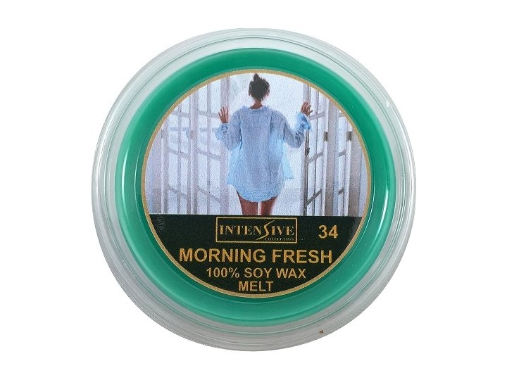 INTENSIVE COLLECTION Mini Melts sojowy wosk zapachowy naturalny - Morning Fresh