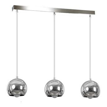BALL 3 CHROME 404/3 chromowane kule wiszące super efekt