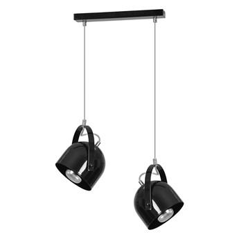 DOBSON 2 BLACK 772/2 nowoczesna lampa wisząca czarna