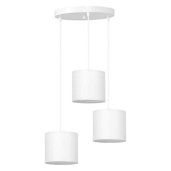 BERYL 3 PREMIUM WH WHITE lampa wisząca abażury różne kolory