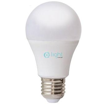ŻARÓWKA LED E27 SMD 2835 CIEPŁA 10W = 60W LED