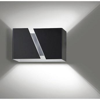 OLIMP BLACK 935/2 kinkiet ścienny czarny nowoczesny LED