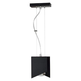 PABLO 1 BLACK 761/1 nowoczesna lampa wisząca  unikatowy wzór czarna