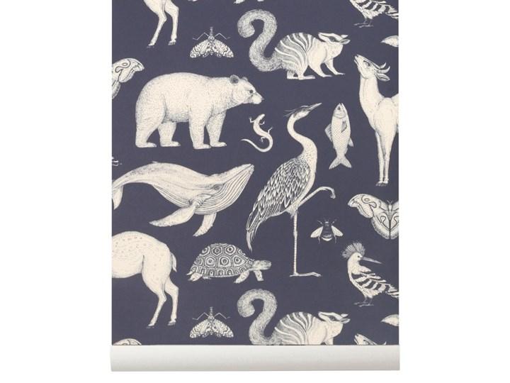 Tapeta flizelinowa ANIMALS / ZWIERZĘTA - Katie Scott & ferm LIVING