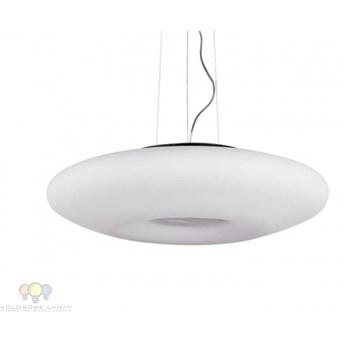 AZ0278 Lampa wisząca Pires 60 szklana biała duża AZZARDO negocjuj rabat :)