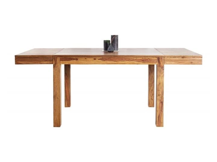 INVICTA stół rozkładany LAGOS 120-200 sheesham - lite drewno palisander Rozkładanie Rozkładane Szerokość 120 cm Długość 200 cm  Długość 120 cm  Kategoria Stoły kuchenne