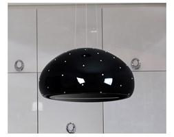 Okap wyspowy Ceramic Swarovski Black 60 cm
