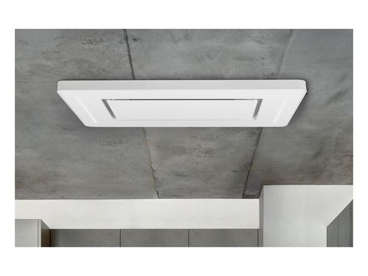 Okap sufitowy Decor CR White 90 cm